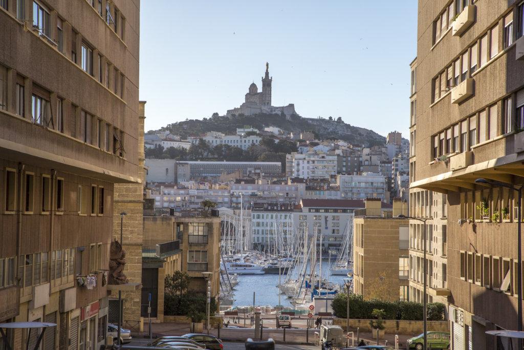 Quartier des Accoules Marseille