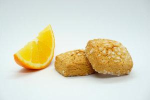 Canistrelli orange