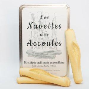 Navettes Marseillaises - Boite métal