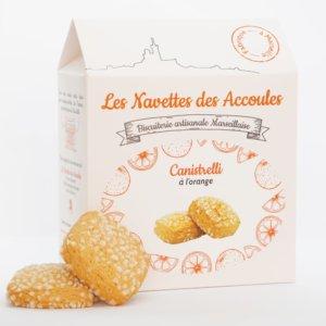 Canistrelli Orange - boite cartonnée