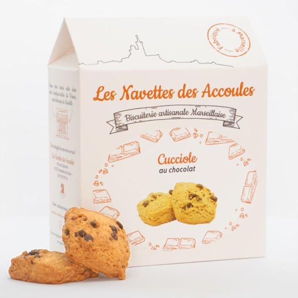 Cucciole chocolat - boite cartonnée