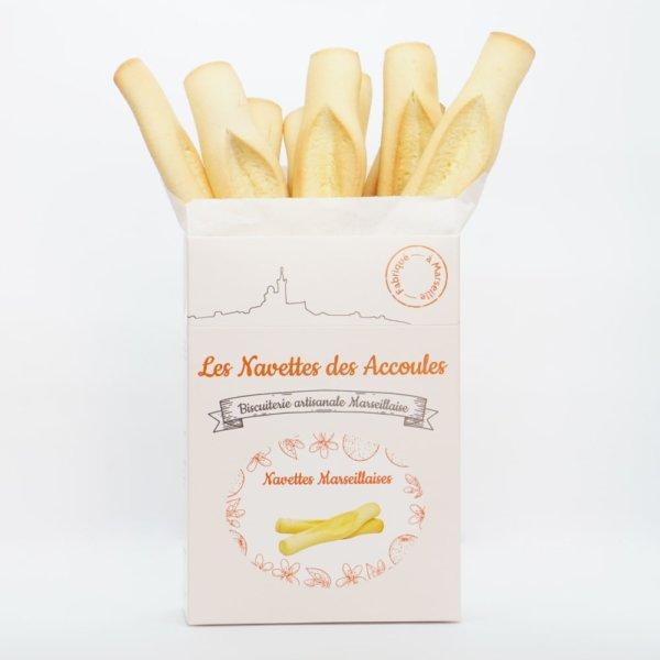 Navettes Marseillaises - boite cartonnée 250 g